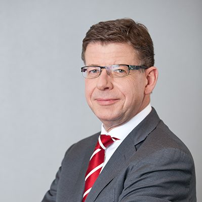 Chief Executive Officer T-Systems Reinhard Clemens Portraitfotos, 03. April 2013 in Bonn